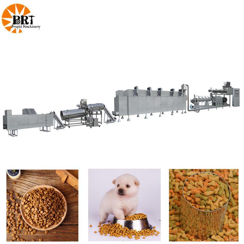 济南比睿特厂家定制DSE型 宠物饲料加工机 宠物食品生产机械