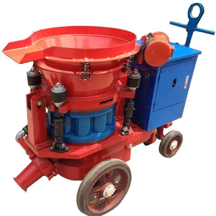 路邦机械PZ-5湿式喷浆机 5立方混凝土喷浆机 煤炭高沼矿井巷道喷射厂家