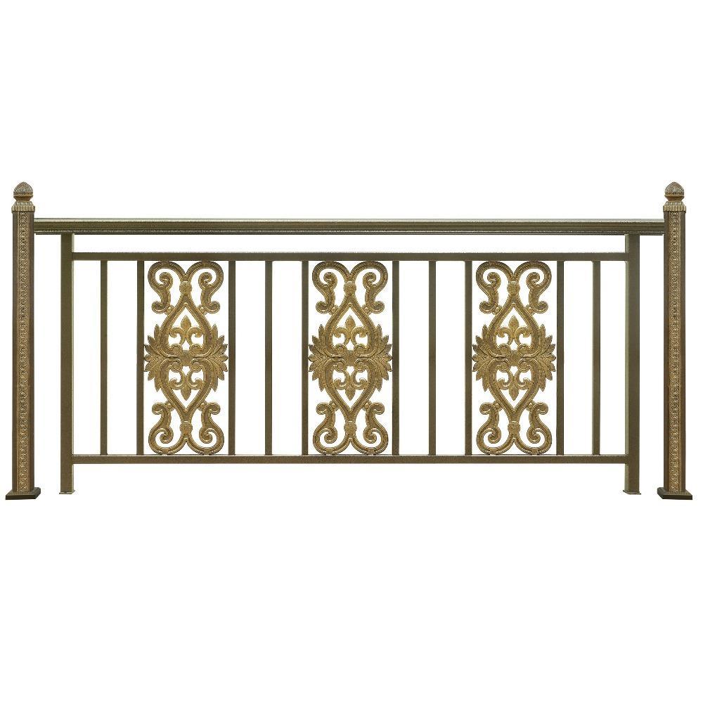 铝艺阳台护栏-铝艺阳台栏杆直销-铝艺栏杆价格