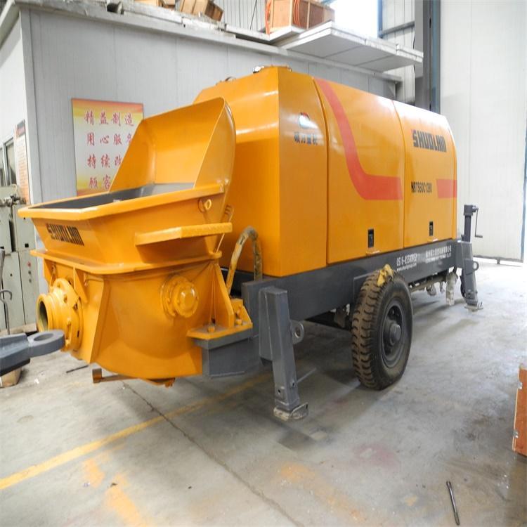小型 细石固定泵 农村小型专用细石输送泵 小型细石混凝土输送泵