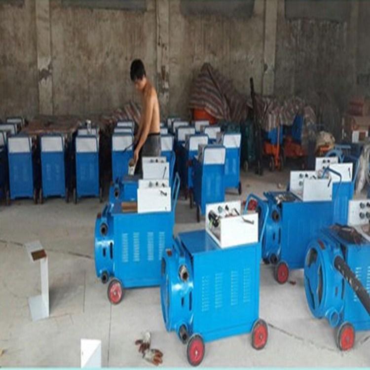 内蒙兴安 砂浆挤压泵 挤压泵砂浆泵报价