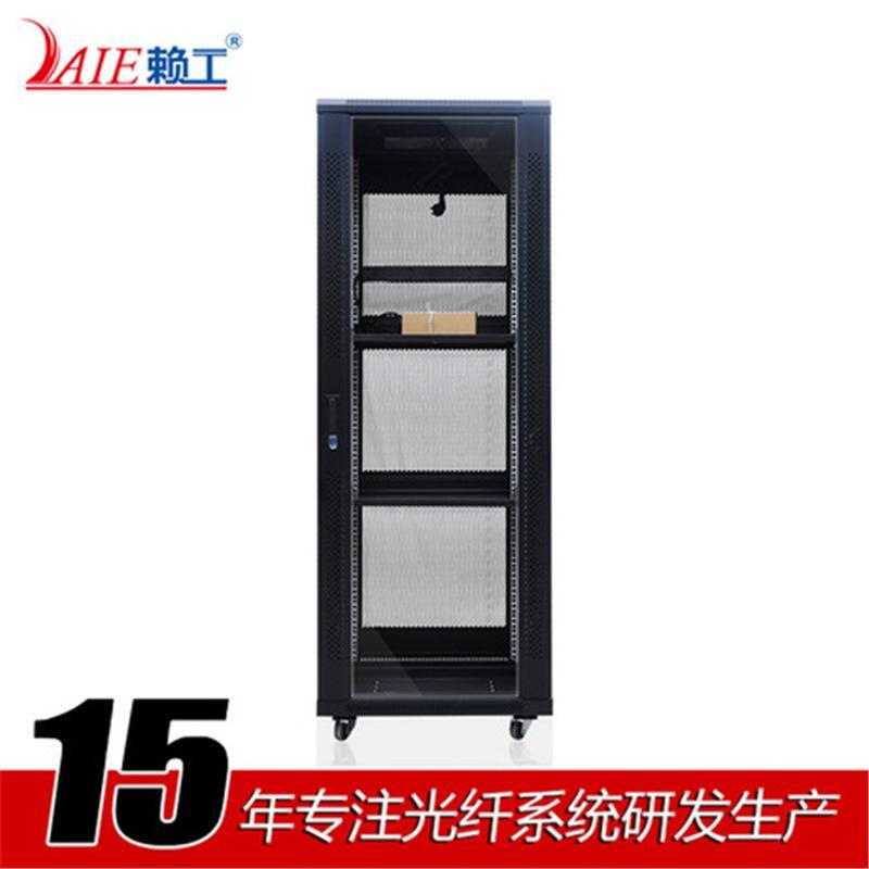 LAIE赖工标准19英寸32U网络机柜1600*600*600 服务器机柜定制厂家直销