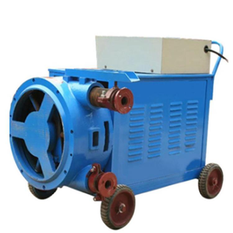 辽宁鞍山 挤压泵的工作原理 电动挤压式注浆泵