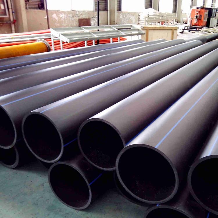 厂家直销 灌溉用高密度聚乙烯PE管 市政给水管