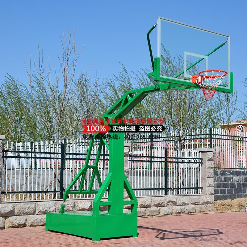 瀚鑫体育-篮球架-户外健身器材-室外健身路径体育器材