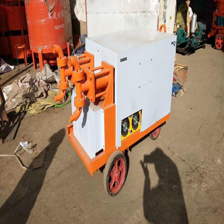 陕西铜川 液压注浆机注浆泵 液压注浆泵