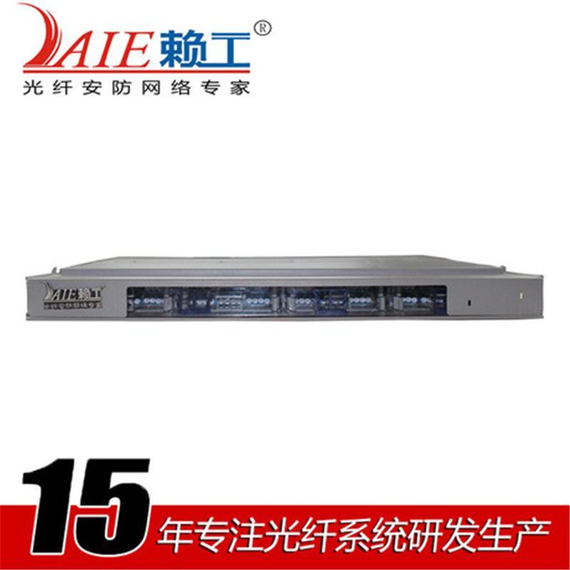 赖工144芯高密1U机架式光纤配线架 ODF架带12个12芯抽屉式熔纤盘