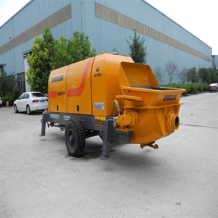 小型 细石混凝土输送泵 小型细石地泵 小型细石混凝土输送泵