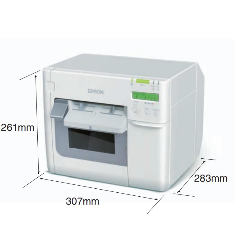 愛普生EPSON TM-c3520工業新一代全彩色標簽打印機廠家訂購