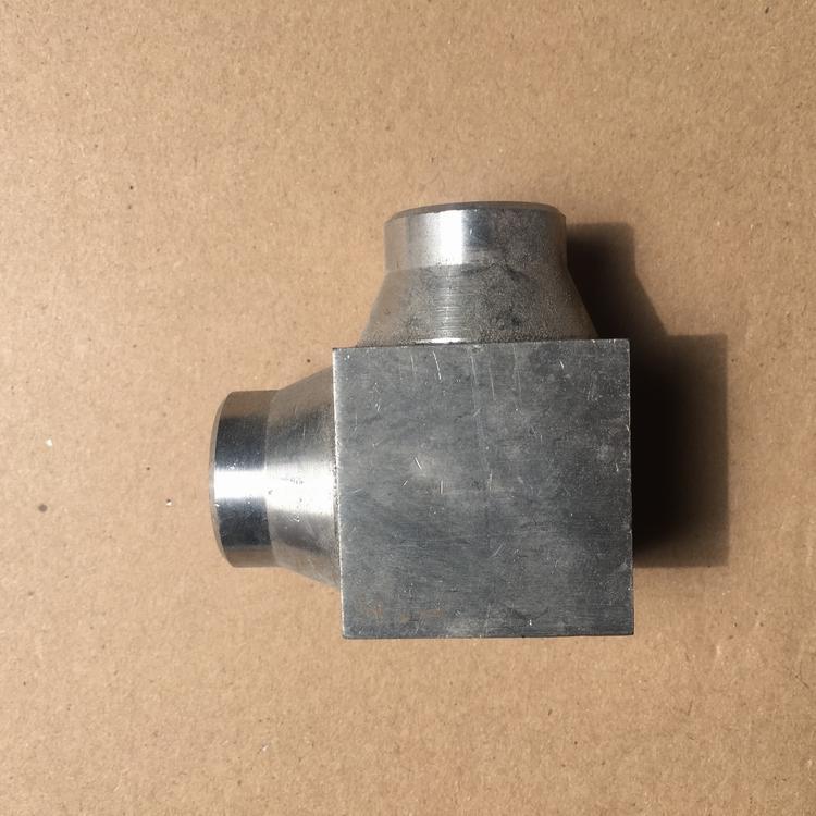 宁夏-创铭-卡套直通管接头-YZG5-3直通中间接头-现货供应