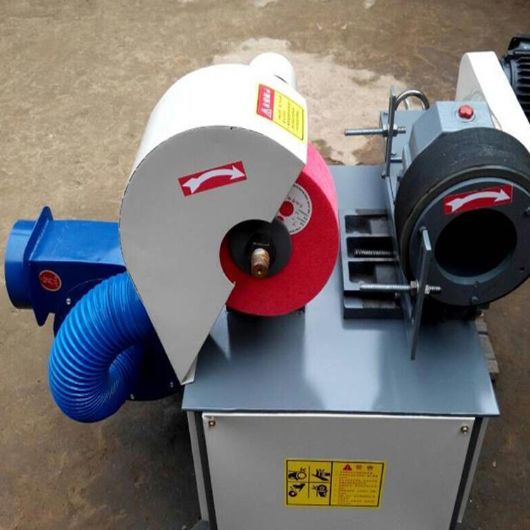 丁博方管除锈机 电镀抛光打磨机 水除锈打磨机