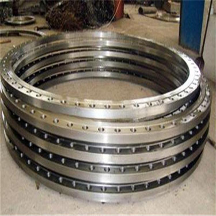 厂家现货 大口径法兰 国标高压对焊法兰 专业生产