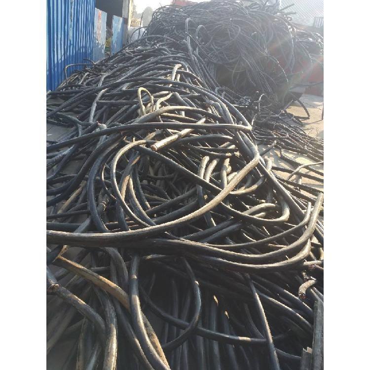 湖州安吉回收工厂废电线/回收铜芯电缆/收购废旧淘汰物资