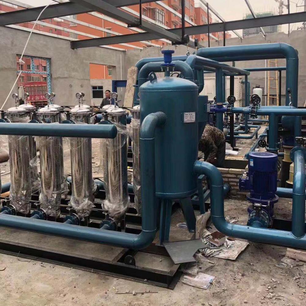 板式换热器及配件 专生产换热机组 换热器可定制