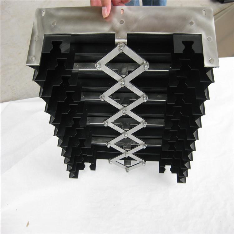 贵阳 品质保障 数控风琴罩 耐高温风琴罩