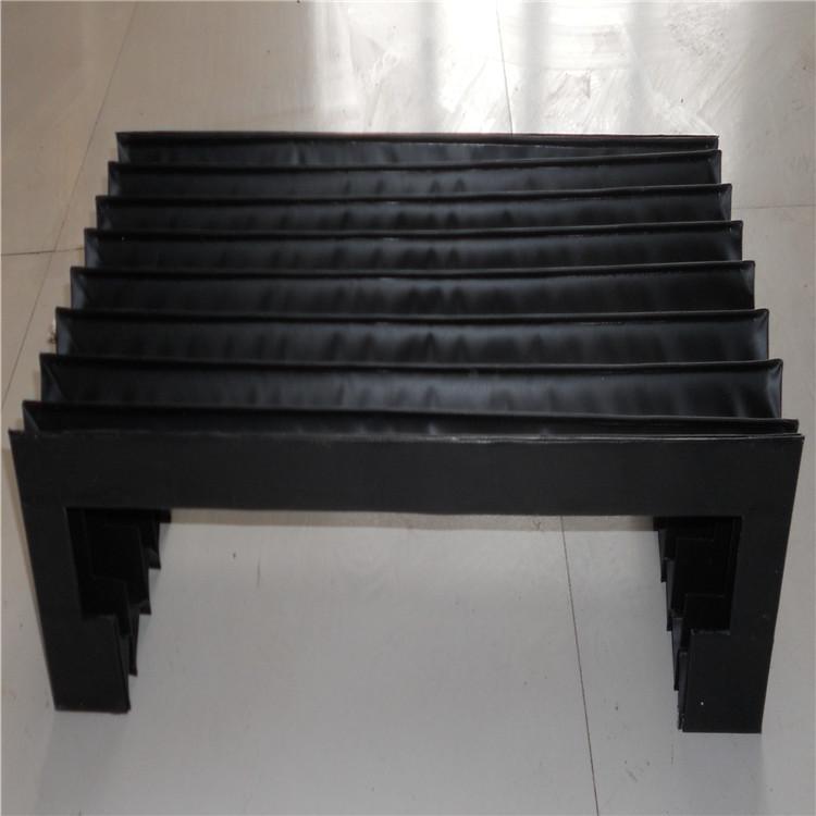 南通 品质保证 耐高温风琴防护罩 数控机床防护罩