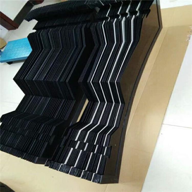 品质保证 耐高温风琴防护罩 数控机床防护罩 江苏