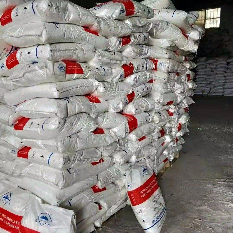 批发99% 五水偏硅酸钠国标偏硅酸钠全国发货