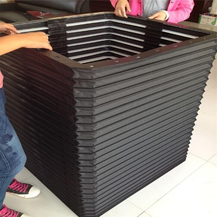 南通 品质保证 激光切风琴罩 耐高温防护罩
