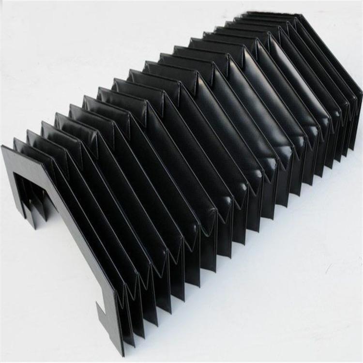 厂家直销 品质保障 数控机床防护罩 耐高温风琴罩