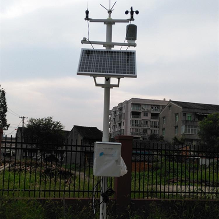 气象环境检测设备 多参数气象站 厂家供应