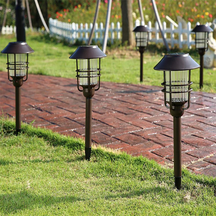 别墅草坪庭院灯 户外太阳能LED草坪灯 隆昌灯饰直销