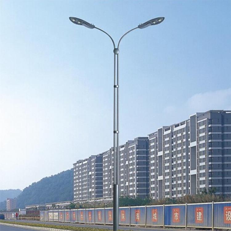 灯杆 新农村LED柱形 方形路灯杆 山东隆昌厂家直销