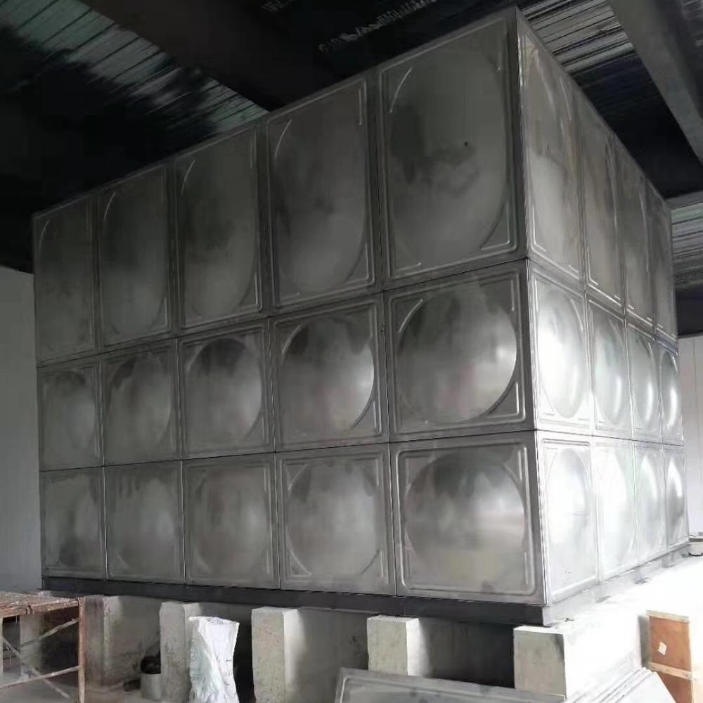 304不锈钢水箱 不锈钢消防水箱 厂家直销品质保证