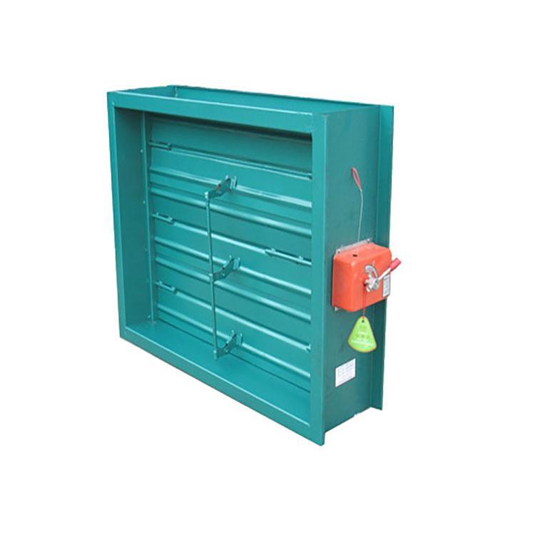 厂家直销电动式多叶排烟防火阀 优质280度/70度防火阀 橙子支持定制