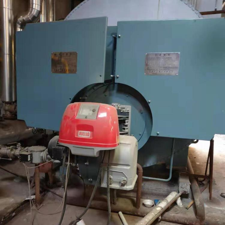 同磊二手燃气蒸汽锅炉 价格优廉