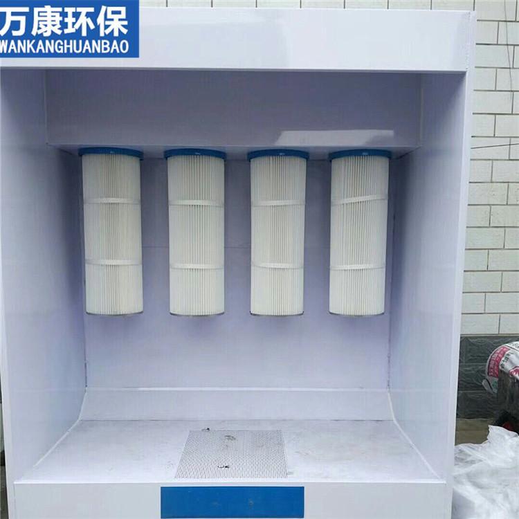 厂家定制脉冲滤芯喷塑回 收设备 静电粉末回收机塑粉回收机
