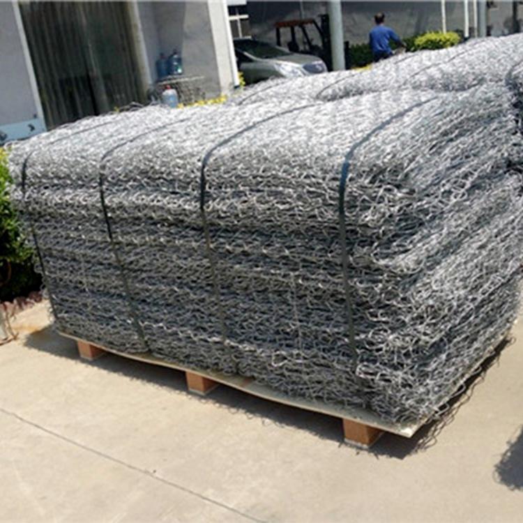 安平县拓冠丝网专业生产高尔凡石笼网\ 镀锌石笼网\ 格宾网 欢迎采购