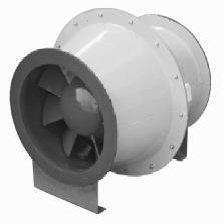 山东橙子空调直销CDZ防腐防爆轴流式风机 T35-11轴流式风机 现货供应