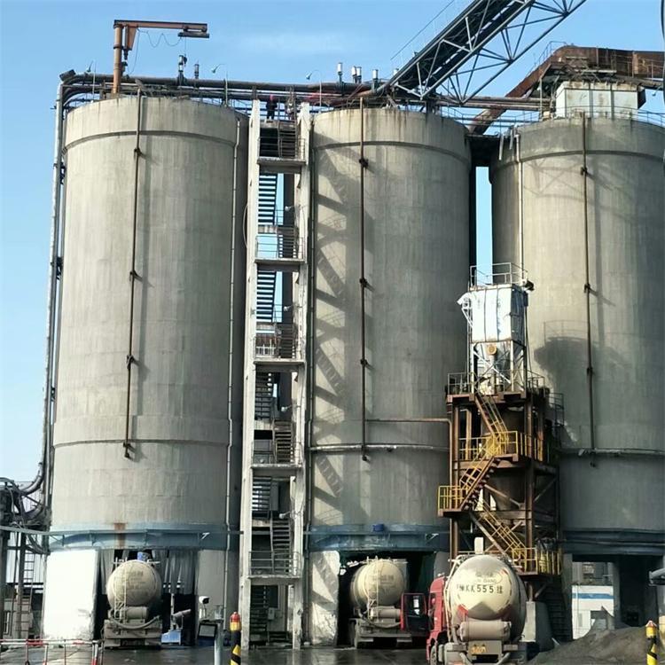 衡水大型钢板仓设计-排空率高 大型钢板库施工厂家 金恒昌公司
