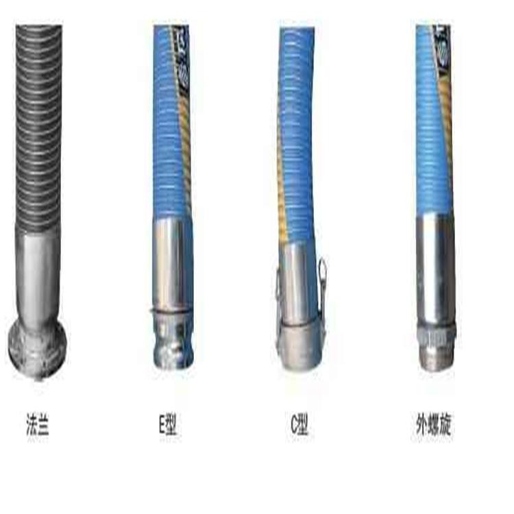 工业复合软管 宜城由壬接头复合管 德利化学轻型软管