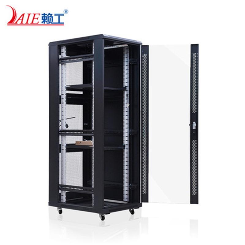 标准19英寸37U网络机柜1800*600*800 1.8米服务器机柜定制厂家直销