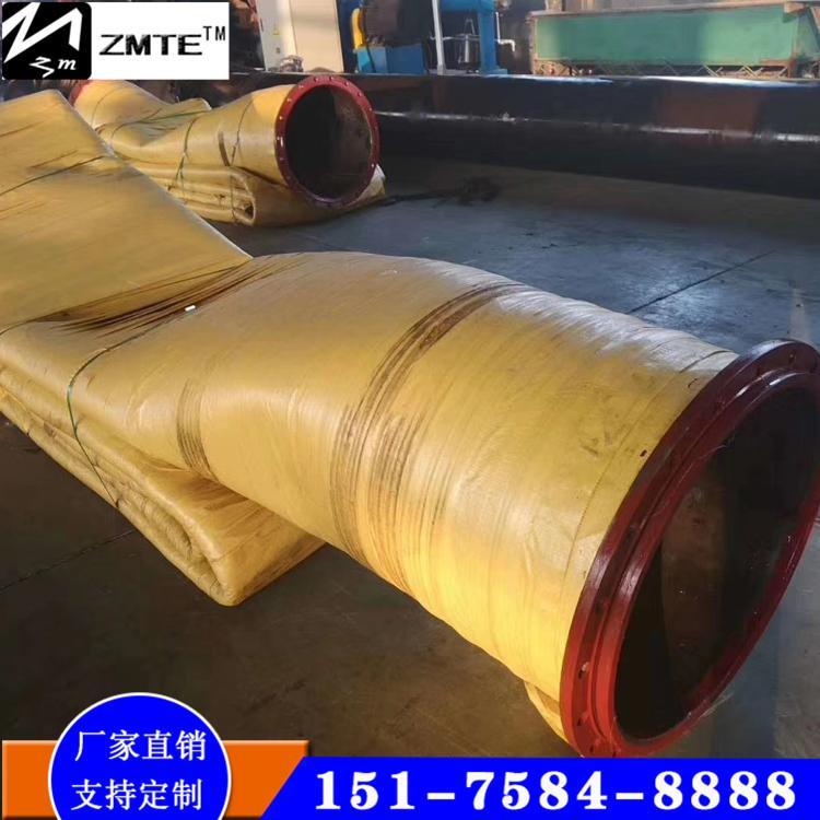 中美 大口径吸砂胶管 大口径胶管 支持定制 厂家直销