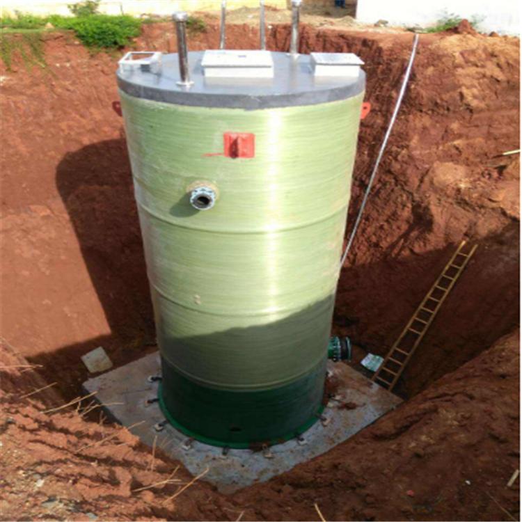 黔东南一体化提升泵站一体化污水泵站厂家专业定制品质