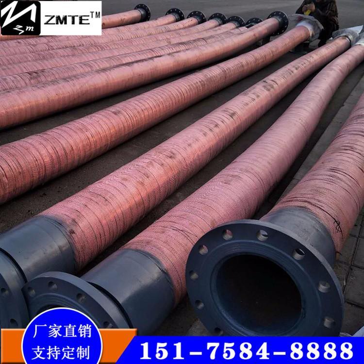 中美 厂家直销 大口径胶管 夹布大口径胶管 支持定制 量大从优