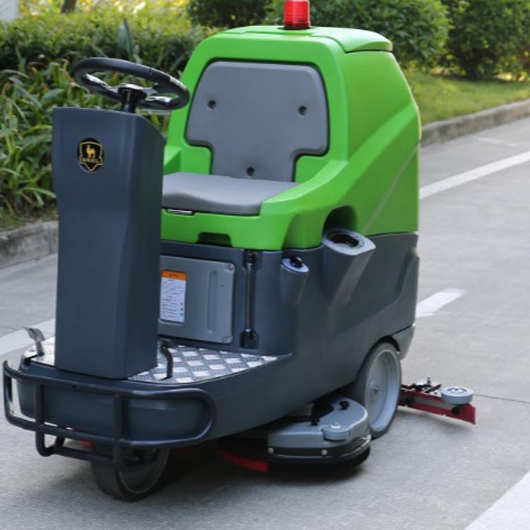 全自动洗地机真不二价 厂家供应全自动洗地机