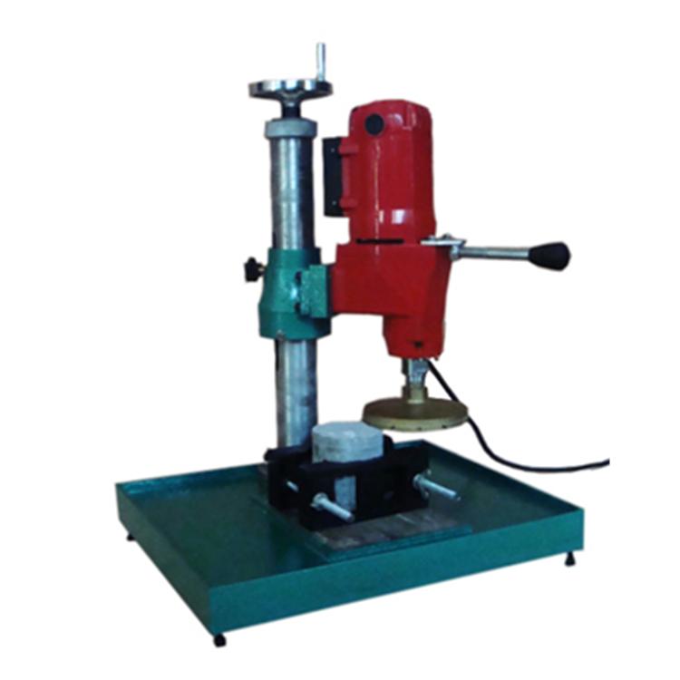 路邦机械HMP-150混凝土试件磨平机 砼样磨平机 混凝土芯样补平机厂家