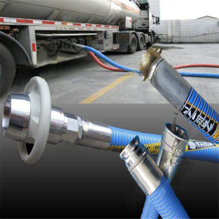 德利工业复合软管 邳州油罐车用复合软管 船用抽油管