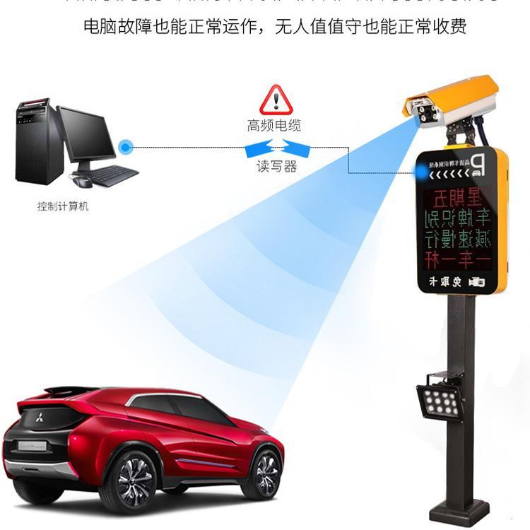 测温门厂家人脸识别 红外测温带金属安检停车场收费管理系统