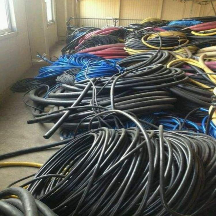 广州荔湾 旧电缆回收 电缆铜回收 长期合作