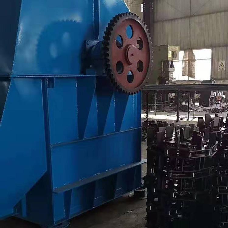 链板式垂直提升机厂家 石灰石ne板式链条提升机 同昌机械生产商供应