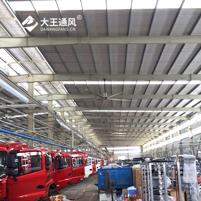 上海节能工业风扇-苏州大型工业风扇