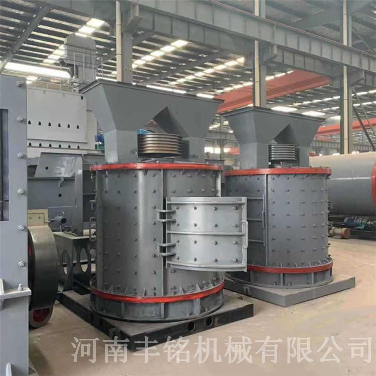800型立轴复合式破碎机 建筑垃圾制砂机石料制砂机 河卵石制沙机 立式石料制砂生产线