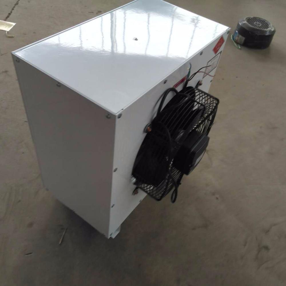 加工热水型暖风机-7GS工业热水暖风机使用和维护