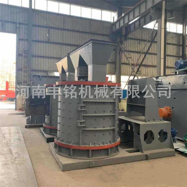 800型立轴复合式破碎机 高效数控立式制砂机 细碎机石子石料制沙机 立式石料制砂生产线