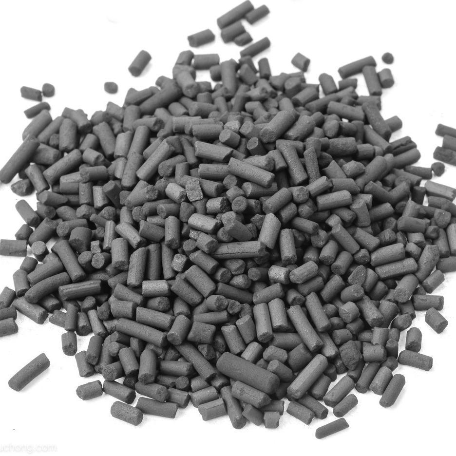 长期供应 净化专用 煤质柱状活性炭 新龙净化